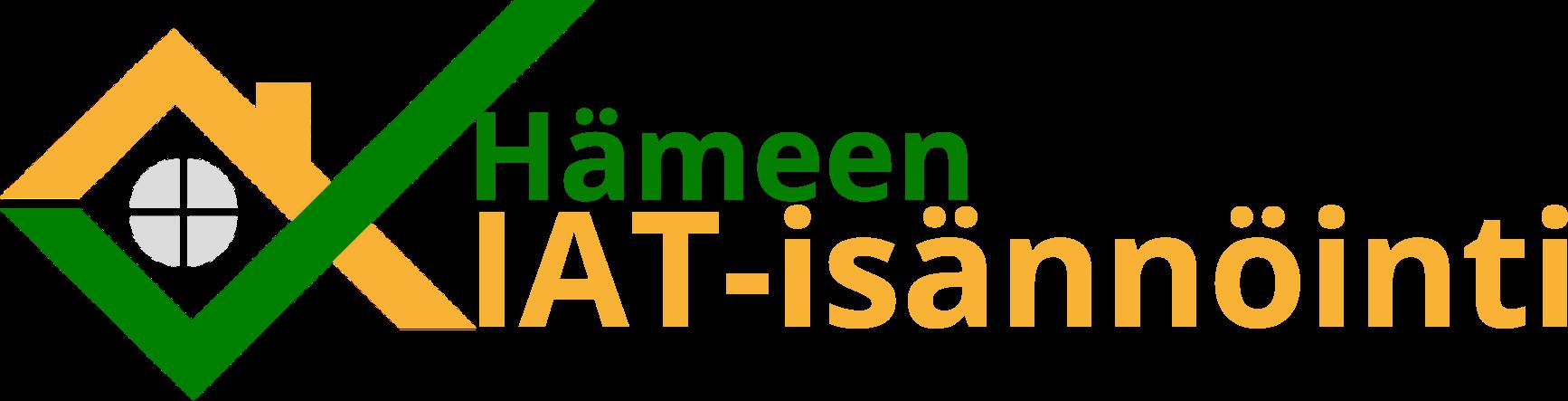 Hämeen IAT-isännöinti -logo